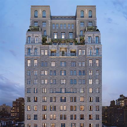 New York: two new condominium buildings reinterpret area's pre-war classical architecture