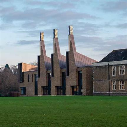 2019 WAN Awards: Charterhouse Science and Mathematics Centre - Design Engine Architects