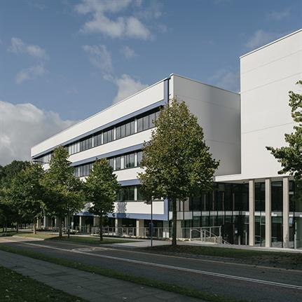FBM Architect's upgrades for English University campus gets highest EPC rating