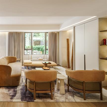 2019 WIN Awards: Jing'an Residences - Mason Studio