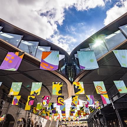 King's Cross Design District welcomes back LDF for 2020