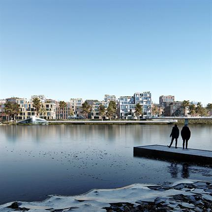 MASS lab shortlisted for Viinikanlahti Urban Ideas Competition