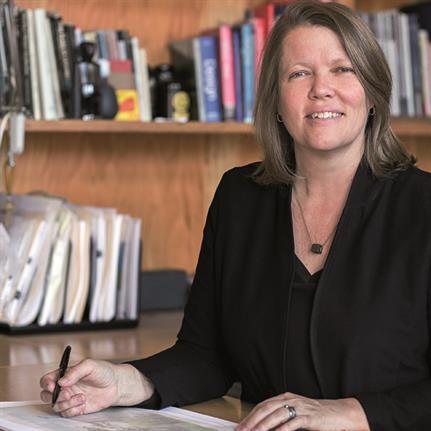 Female Frontiers Judge: Kirsten Murray, Principal/Owner, Olson Kundig, US