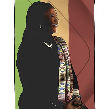 Female Frontiers Judge: Elsie Owusu, Architect, Elsie Owusu Architects Ltd., UK