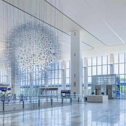 Headhouse: LaGuardia Airport's New Terminal B