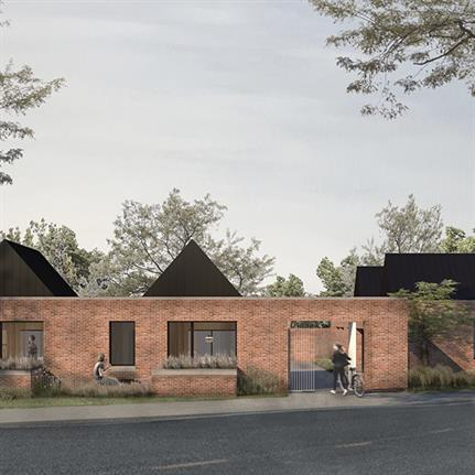 O'DonnellBrown win competition with post-pandemic housing for the young