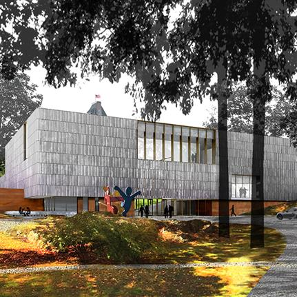 Bruce Museum's $45m multi-phased expansion and renovation underway