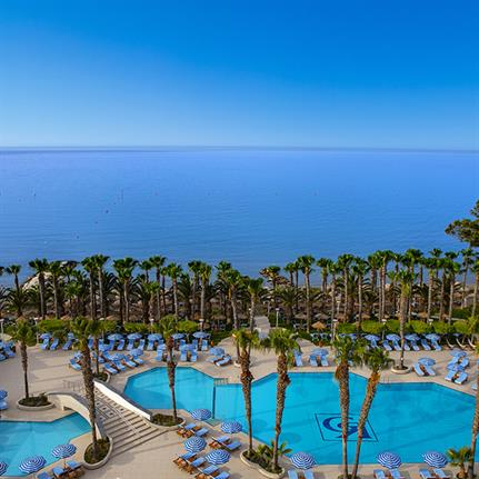 Ceramiche Caesar style Grand Resort Cyprus's Priva SPA House