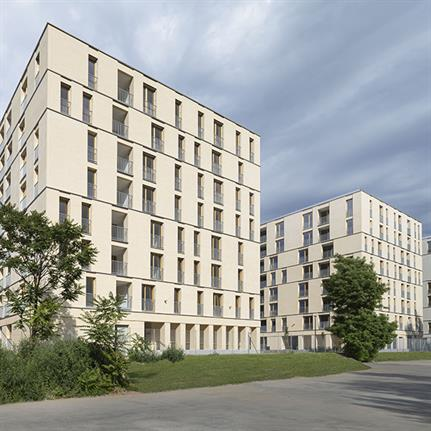 BEHF Architects deliver Vienna's largest residential developments