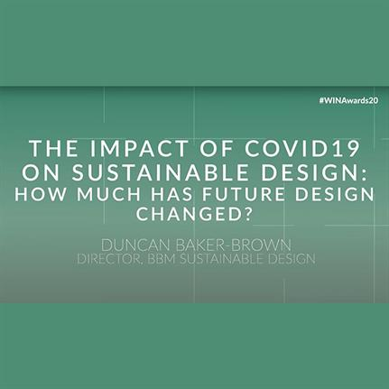Covid-19: the potential impact on commercial real estate and sustainable design