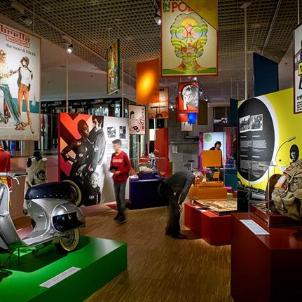 2019 WIN Awards: Exhibition Restless Youth: Growing up in Europe, from 1945 to now - House of European History