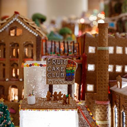 London's Museum of Architecture launches online Gingerbread City Advent Calendar