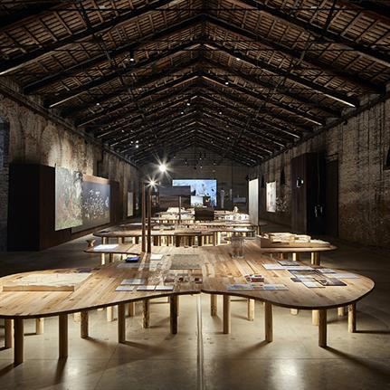 2019 WIN Awards: Arcipelago Italia Exhibition - Mario Cucinella Architects