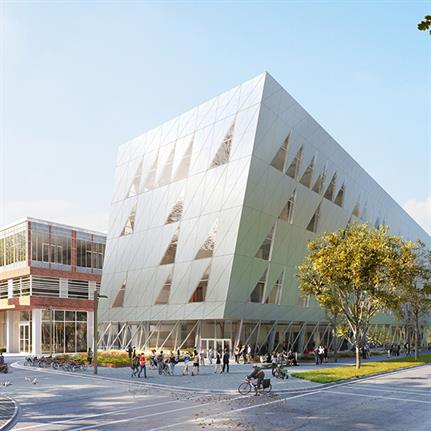 York University celebrates twisted design for School of Continuing Studies in Canada