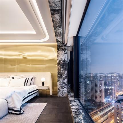 2019 WIN Awards: Beijing Vanke Metropolis 79 • Super Player - T.K. CHU DESIGN LTD.