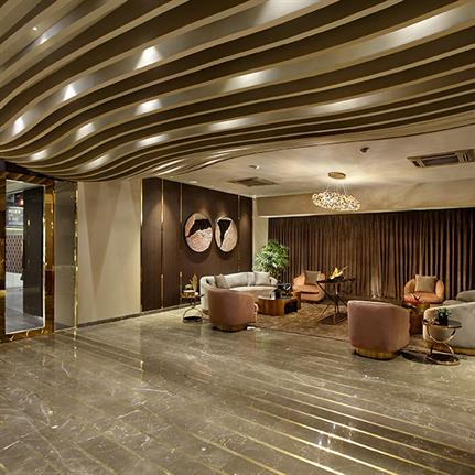 KNS Architects redefine DLH's corporate office in Mumbai