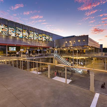Renzo Piano's first shopping centre project with City centre Bishop Ranch US