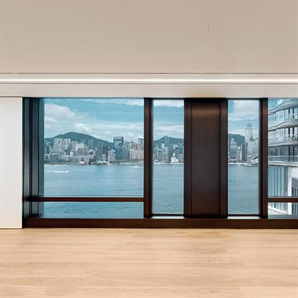 André Fu designs Hong Kong's Perrotin gallery interiors following relocation