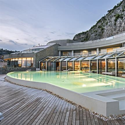 Win for Italy's Portopiccolo Spa by Studio Apostoli