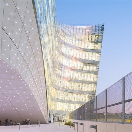 Le Monde Group's Parisian HQ designed by Snøhetta opens