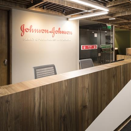 2019 WIN Awards: Johnson and Johnson Colombia - Design and Construction