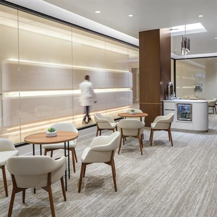 Studio Gad unveil designs for Floridian Aviv clinic's hyperbaric chambers