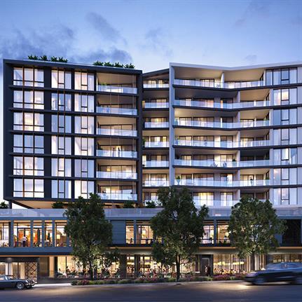 Trio design team deliver Bondi Junction's boutique apartments in Sydney