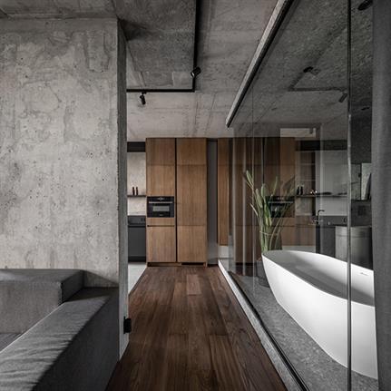 FILD's new interior project in Kyiv, Ukraine