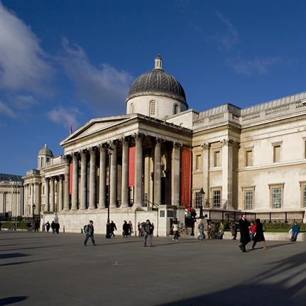 London's National Gallery seeks design team for NG200 projects