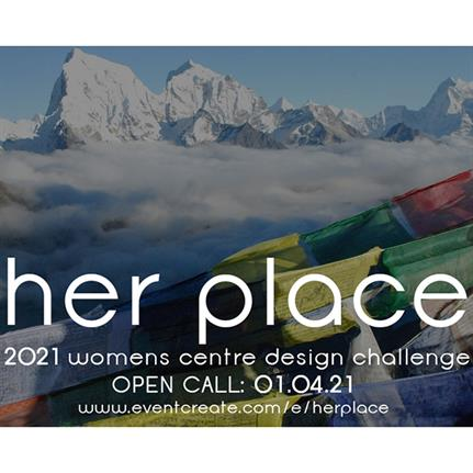 Design competition for Nepalese girl's development centre