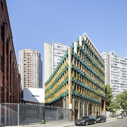 'Reinventing Paris' select Manuelle Gautrand Architecture for Edison Lite