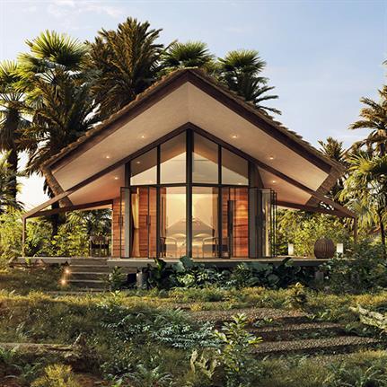 Architectural Engineering Consultants create Cambodia's KH retreat