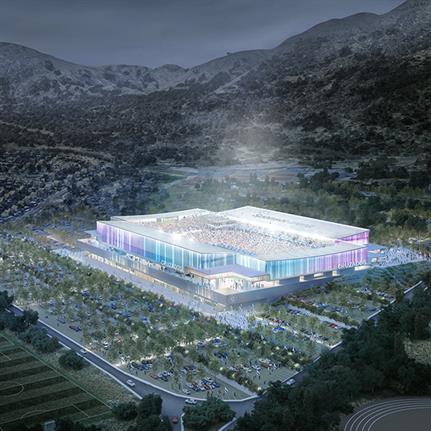 Chilean San Carlos de Apoquindo Stadium's modernisation design by IDOM