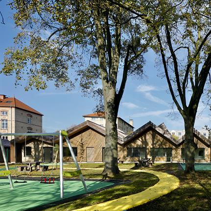 The Chevilly-Larue: France's new specialist children's clinic