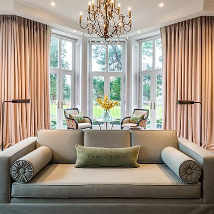 Bernard Interiors' design for Cooper's Hill House UK
