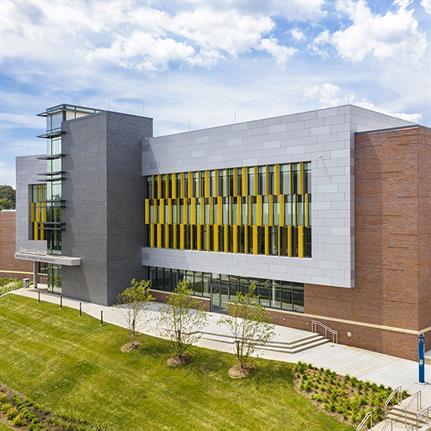 Svigals + Partners's design for US University Hub cultivates essential skills