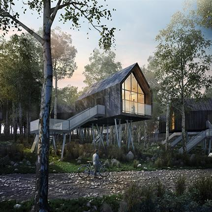 Coal to calm: Scott Brownrigg commissioned for wellness centre masterplan