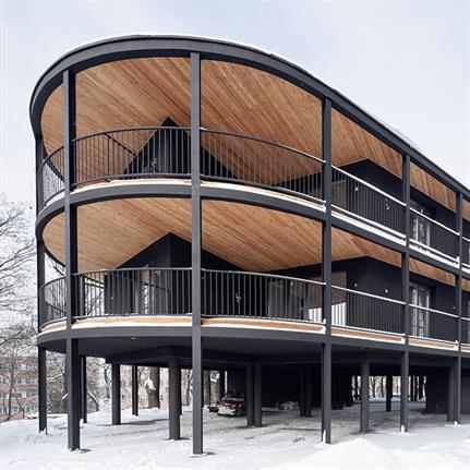 2021 WAN Awards entry: Villa Reden - Frantagroup and Architekt Maciej Franta