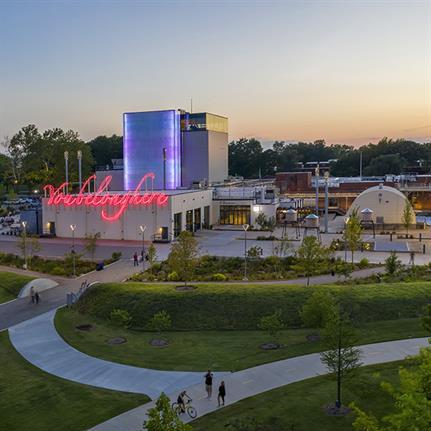 2021 WAN Awards entry: The Momentary - Wheeler Kearns Architects