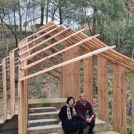 2021 WAN Awards entry: Bridge Pavilion - VRAP