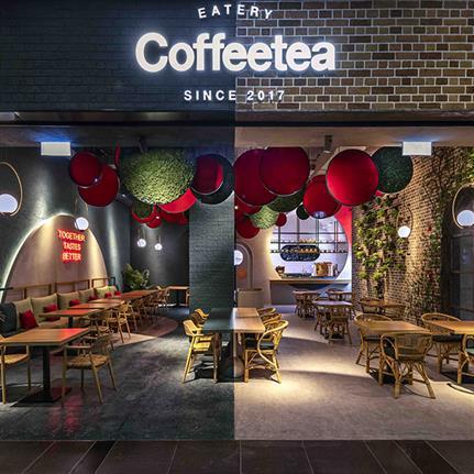 2021 WIN Awards entry: Coffeetea - 4SPACE Design