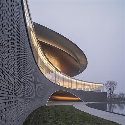 VVS Architect's Jianye Lanhai Zheng Tendency Demo Plot in China