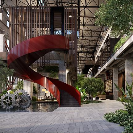 Shangri-La Shougang Park: Lissoni Casal Ribeiro builds Beijing a beauty