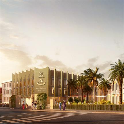 Broadway Malyan design their first African school in Egypt