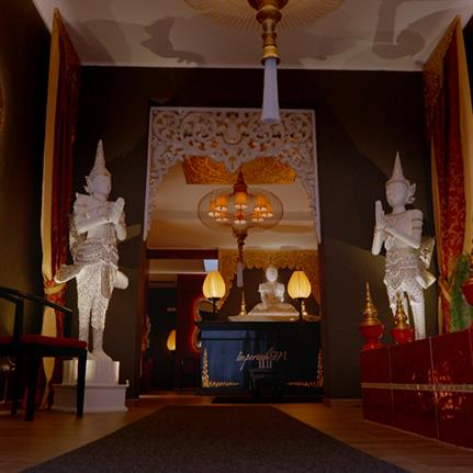 ImperialSPA: a piece of Thailand within Milan