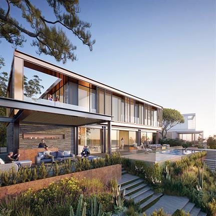10 Design win design competition for the Lukoran Resort in Croatia