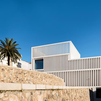 Museum of Contemporary Art Helga de Alvear opens in Spain