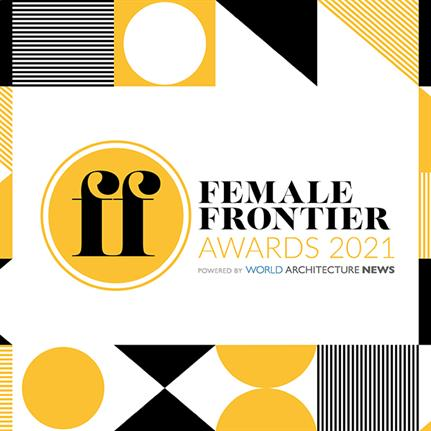 Winners of the Female Frontier Awards: Powered by World Architecture News