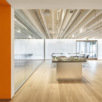 Efficiency Lab unveil Community Information Center in California