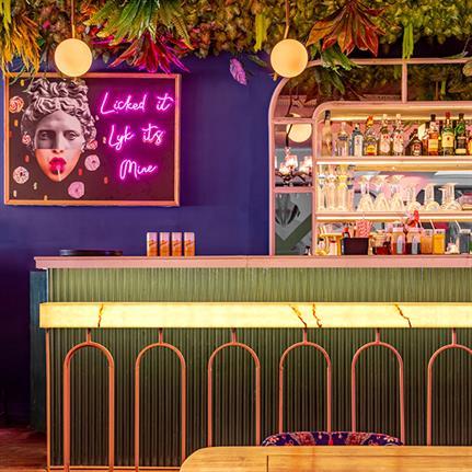 Mad: Urbanmistrii Studio design Delhi's dynamic restaurant
